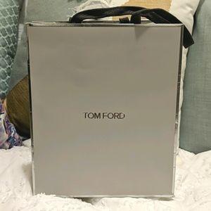 Tom Ford Silver Bag